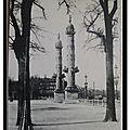 Bordeaux 1 - les colonnes Rostrales