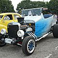 Ford model t hot rod roadster pick up 1919