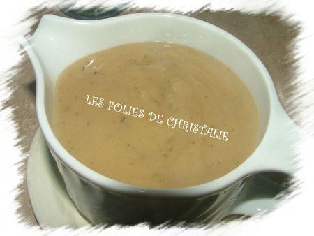 Sauce charcutière 4