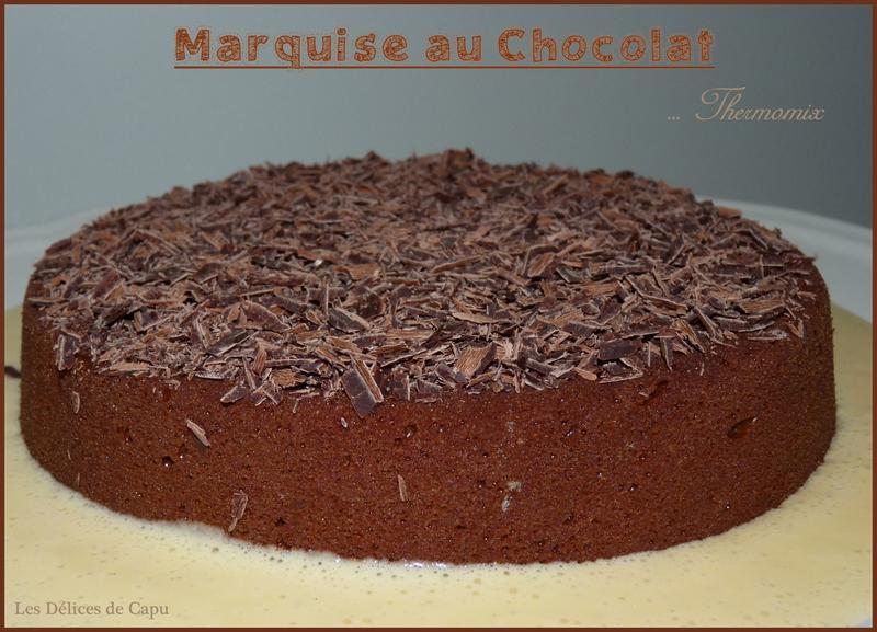 marquise au chocolat thermomix2