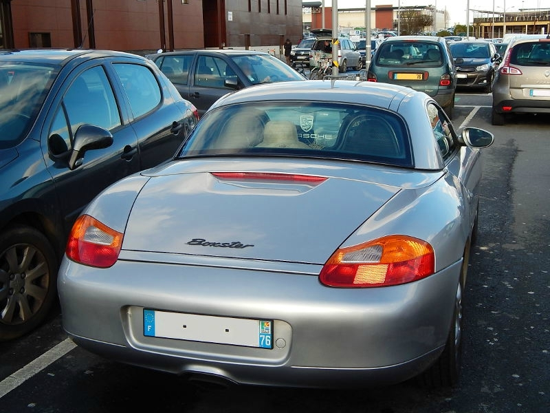 PorscheBoxsterar