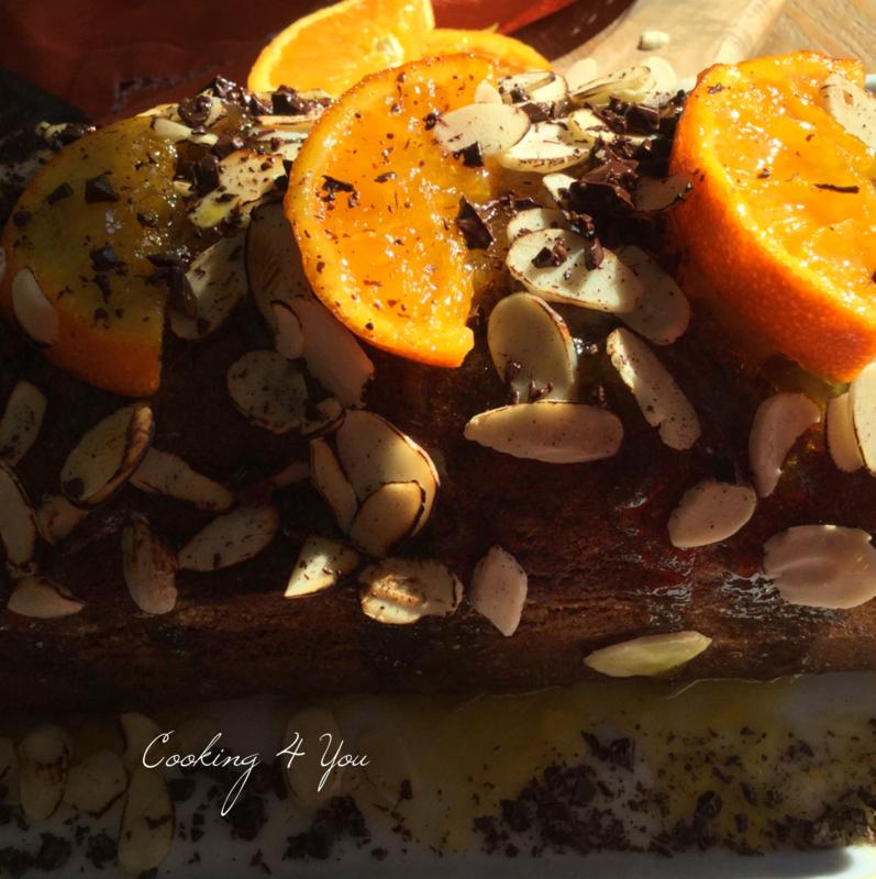 cake fruits confits et orange, 023