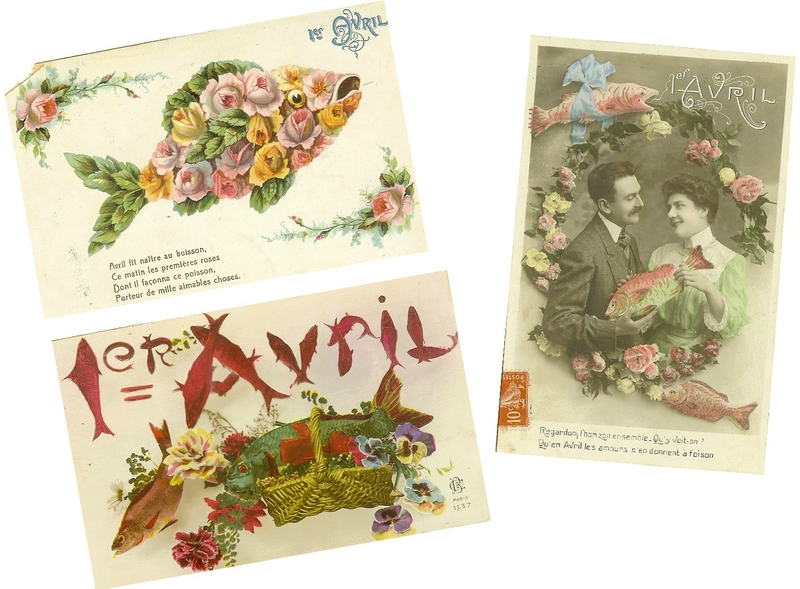Cartes_postales_poissons_d'avril