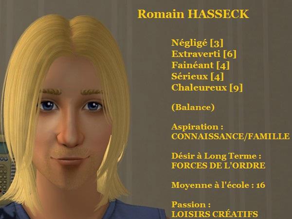 Romain HASSECK
