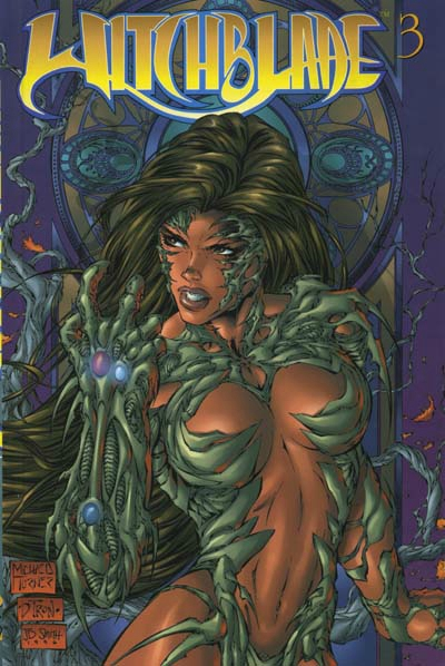 editions USA witchblade 03