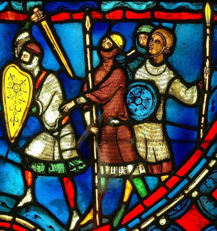 Les vitraux des cathédrales