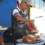 Cuba Trinidad Street Food