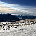 Le soleil et la neige au Tessin