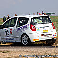 2012 : Rallye des Hautes Côtes