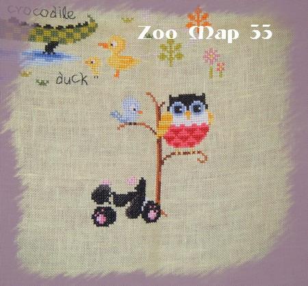 Zoo Map 33
