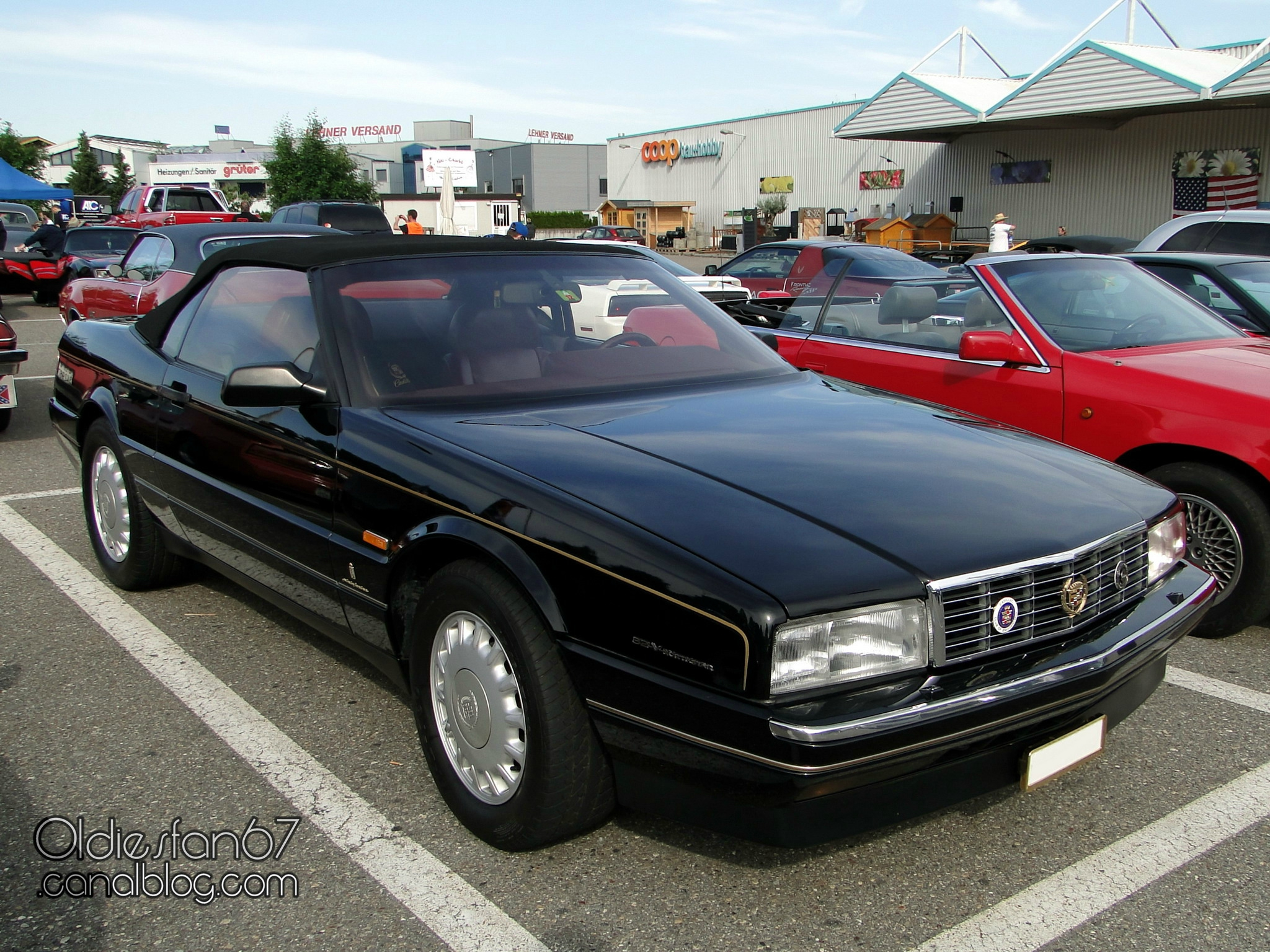 Cadillac Allant 233 Roadster 1987 1993 Oldiesfan67 Quot Mon