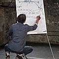 Théâtre à lyon : le quai de ouistreham :louise vignaud adapte avec force le récit édifiant de florence aubenas