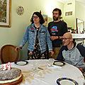 L'anniversaire d'elise - 34 ans - heureuse et en grande forme !