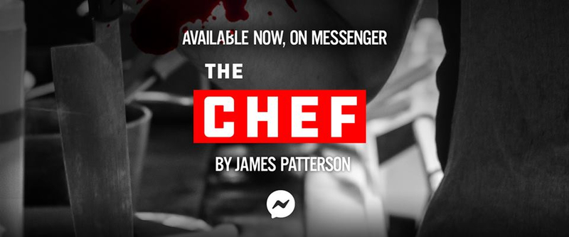 The Chef Facebook Messager