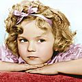 Shirley temple, l'enfant star.