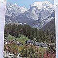Alpes touristiques