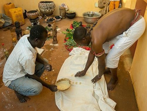 Les étapes du rituel du portefeuille magique , meilleur marabout africain