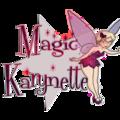 Une petite illustration/logo pour une super nana