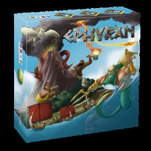 Boutique jeux de société - Pontivy - morbihan - ludis factory - Ephyran
