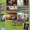 Mj moonwalker, féérie..enchantement..et un talent sans pareil - ok!, 1988