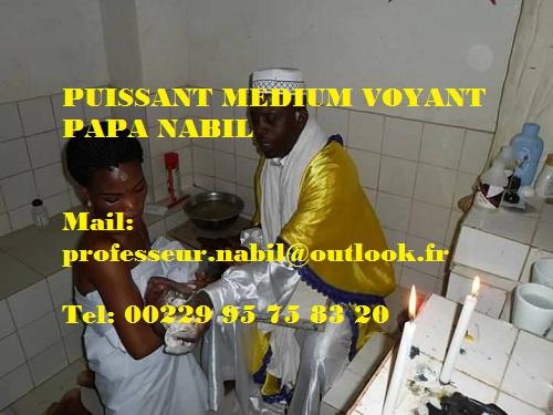LE PLUS GRAND ET PUISSANT MAITRE MARABOUT CLAIRVOYANT D'AFRIQUE