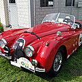 Jaguar xk120 ots roadster-1954