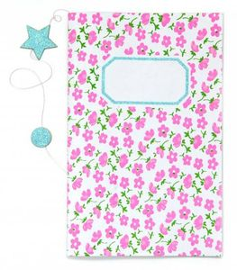 notebook small pocket pink 2