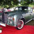 La rolls royce silver cloud iii de 1965 (33ème internationales oldtimer-meeting baden-baden)