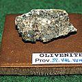 OLIVENITE 172 - 38.Val Vénéon