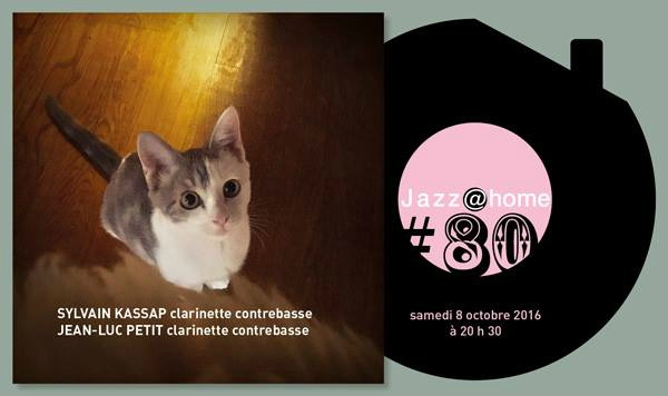 Kassap - Petit - Jazz at home 8 oct 16