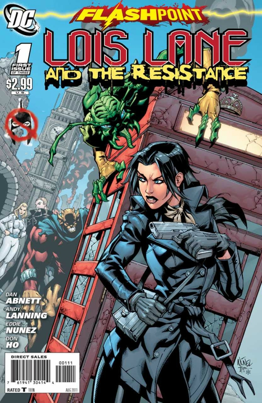 flashpoint lois lane and the resistance 1