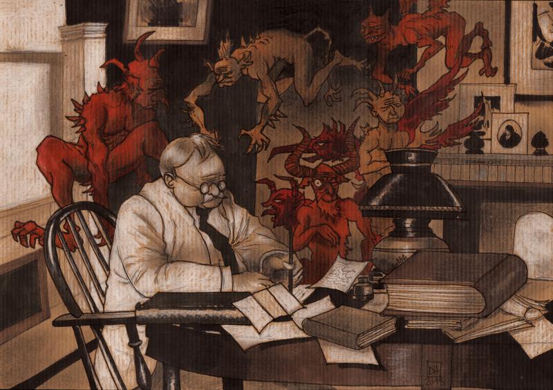 devil novel copie