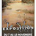 Les arts à chaponost - salle des fêtes de chaponost - du 7 au 15 novembre