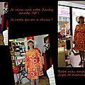 Une robe année 70