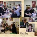 Photos from the clay day