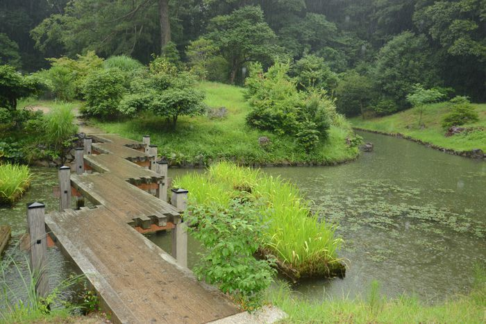 3 juillet Takamatsu Ritsurin 283