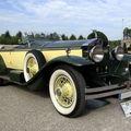 Rolls royce phantom i springfield 1929