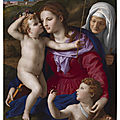 J. paul getty museum acquires two italian masterpieces