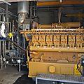 z1 générateur pour transformer le biogaz en électricité
