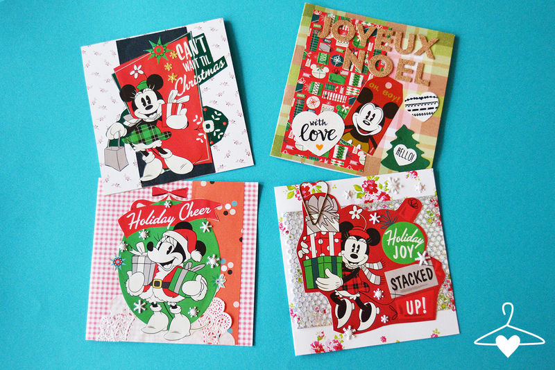 cartes-joyeux-noel-mickey-minnie-scrapbooking-blog-alice-sandra