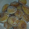 Recette de beignets au sucre express