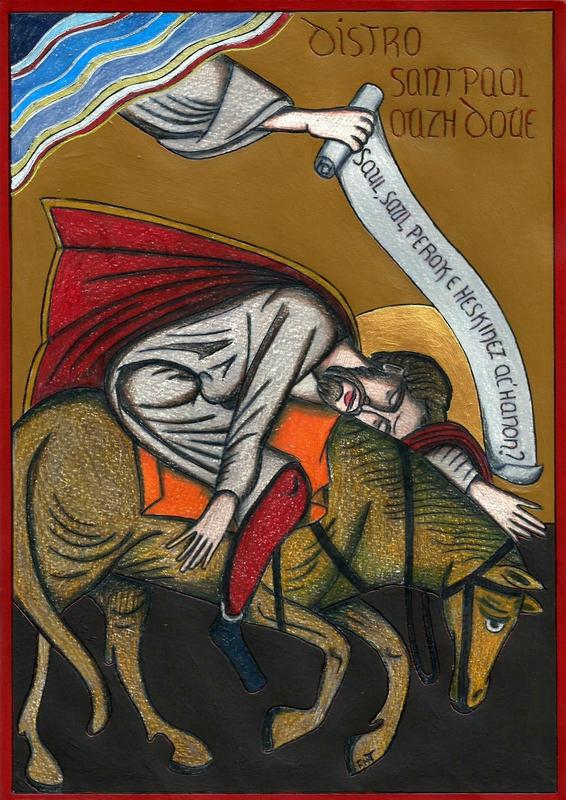 La Conversion de Saint Paul