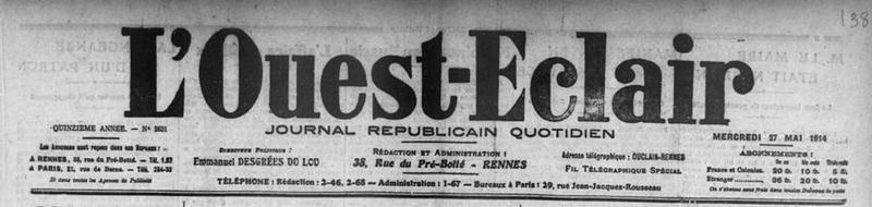 Ouest eclair 27 mai 1914_1