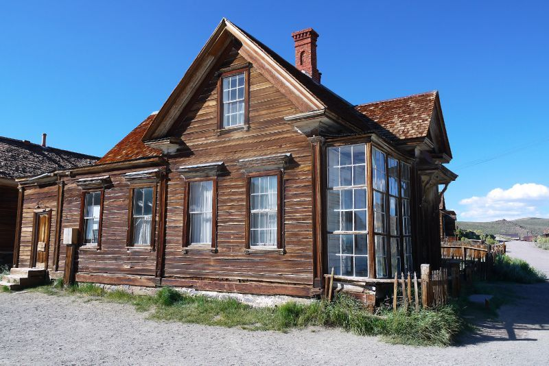 Bodie Ghost Town; Californie, USA
