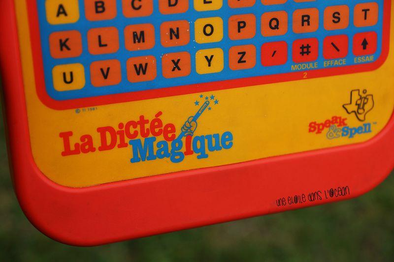 dictee magique