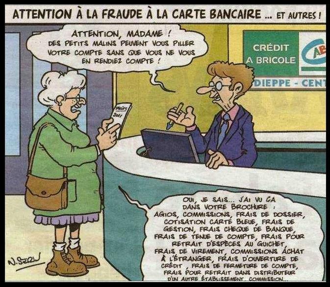 fraude carte bancaire