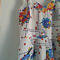 robe blanche fleurs (3)
