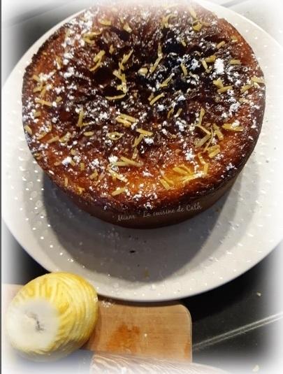 gâteau citronné4