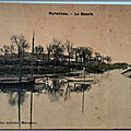 Marennes - le bassin