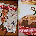 J9 : petits pains d'épices au chocolat, faits par les enfants